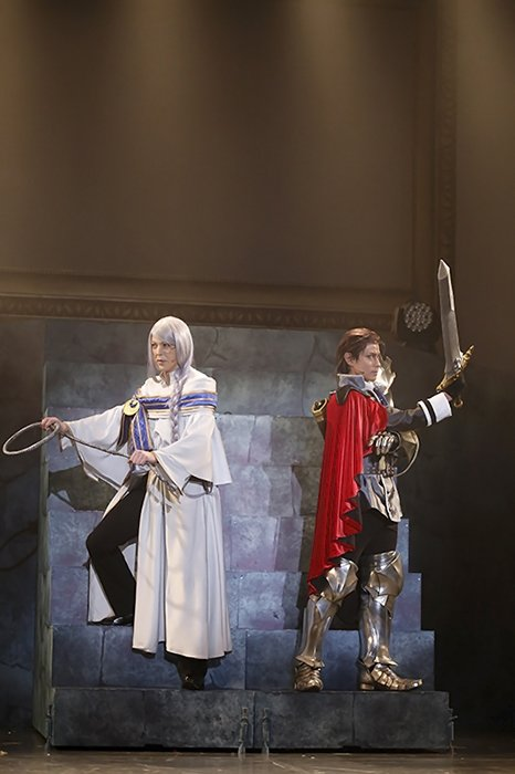 歌劇派ステージ『ダメプリ』ダメ王子VS完璧王子舞台写真_22
