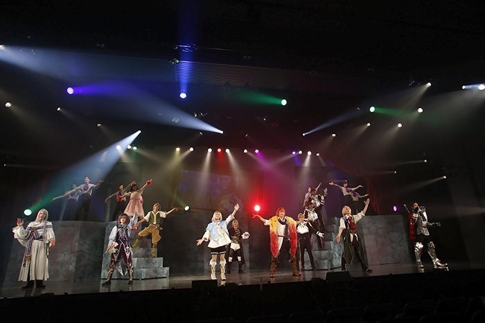 歌劇派ステージ『ダメプリ』ダメ王子VS完璧王子舞台写真_23