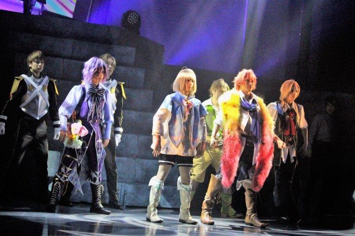歌劇派ステージ『ダメプリ』ダメ王子VS完璧王子舞台写真_3