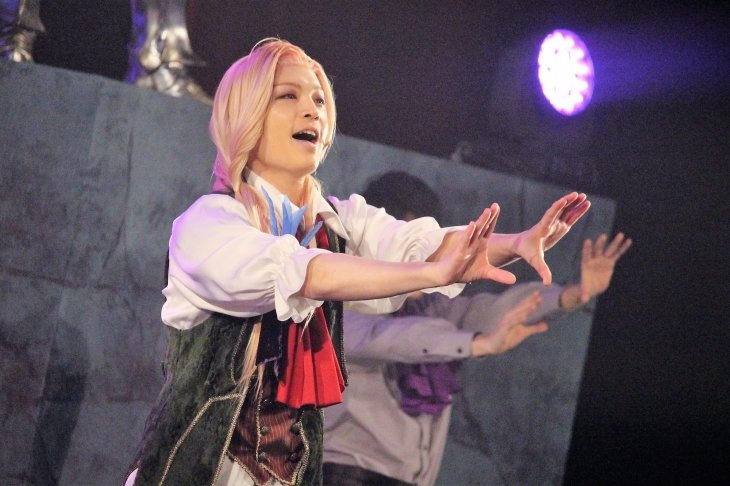 歌劇派ステージ『ダメプリ』ダメ王子VS完璧王子舞台写真_5
