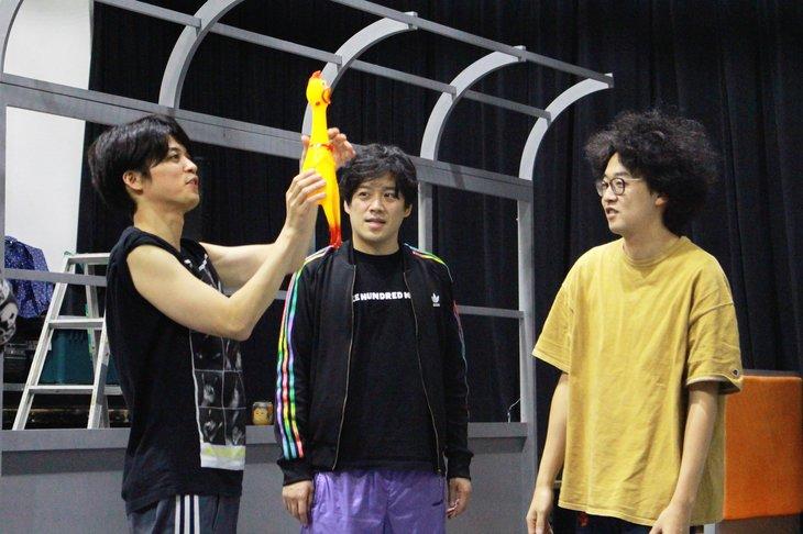 劇団プレステージ『終わり to はじまり』まもなく!今井隆文「あえてずらして作りました」