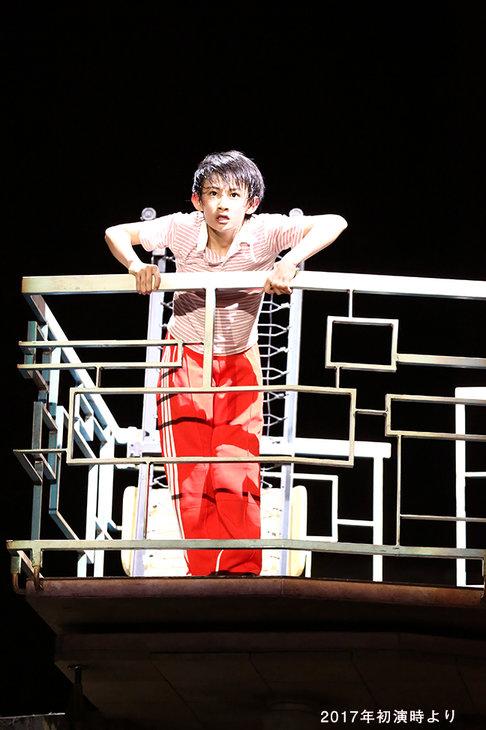 ミュージカル『ビリー・エリオット』初演舞台写真_7
