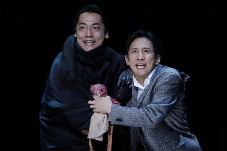 ミュージカル『スリル・ミー』開幕!成河&福士誠治、松下洸平&柿澤勇人でさらなる進化