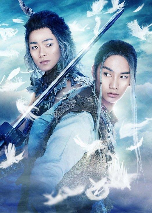 関西ジャニーズJr.「なにわ男子」藤原丈一郎&大橋和也のW主演で『リューン』再び
