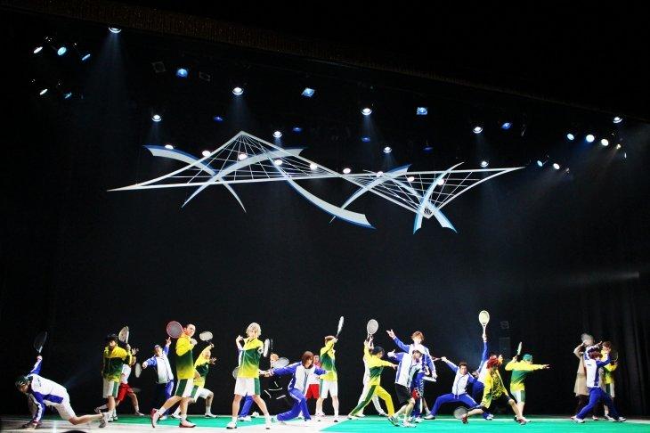 ミュージカル『テニスの王子様』3rdシーズン 青学(せいがく)vs四天宝寺舞台写真_10