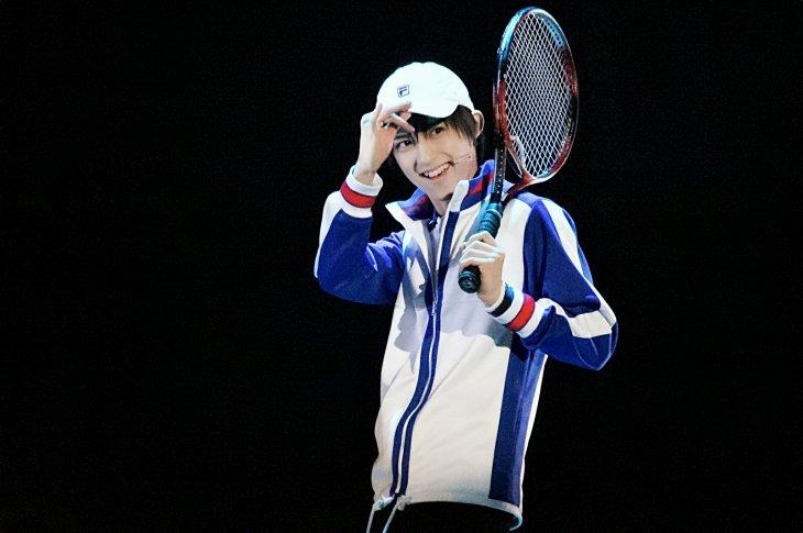 ミュージカル『テニスの王子様』3rdシーズン 青学(せいがく)vs四天宝寺舞台写真_3