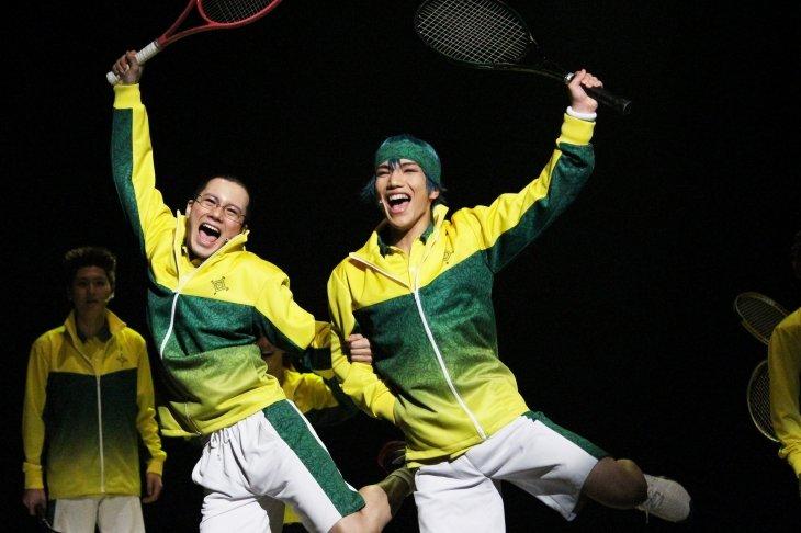 ミュージカル『テニスの王子様』3rdシーズン 青学(せいがく)vs四天宝寺舞台写真_4