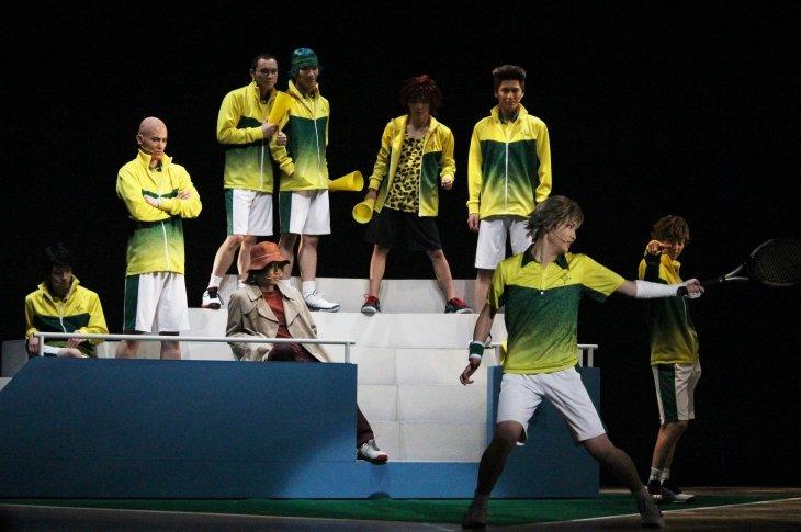 ミュージカル『テニスの王子様』3rdシーズン 青学(せいがく)vs四天宝寺舞台写真_6