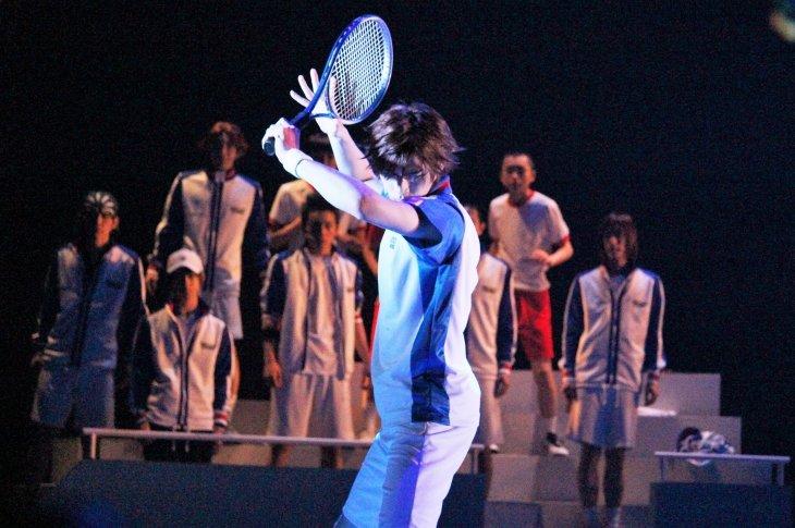 ミュージカル『テニスの王子様』3rdシーズン 青学(せいがく)vs四天宝寺舞台写真_8