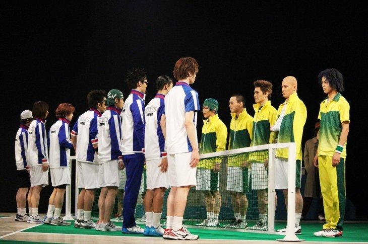 ミュージカル『テニスの王子様』3rdシーズン 青学(せいがく)vs四天宝寺舞台写真_9