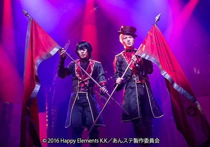 『あんさんぶるスターズ!エクストラ・ステージ』~Memory of Marionette~舞台写真_2