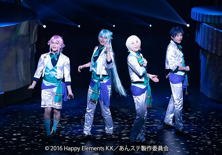 『あんさんぶるスターズ!エクストラ・ステージ』~Memory of Marionette~舞台写真_3