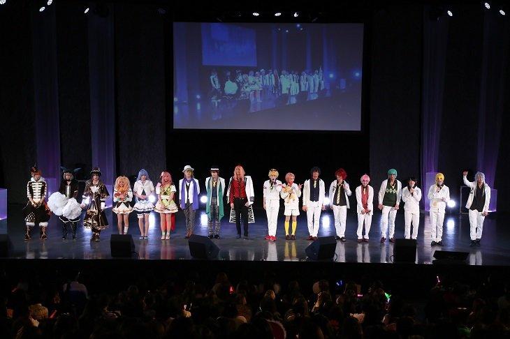 『アイ★チュウ ザ・ステージ』初のファンミーティングをレポート!Lancelot、RE:BERSERK、POP'N STAR初お披露目