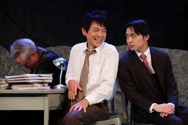 2時間サスペンスへのオマージュたっぷり!東根作寿英らが贈る極上コメディ『Boss&Police』開幕