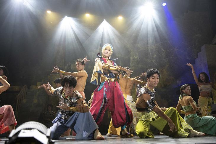 舞台『FGO』大阪公演を終え東京へ!男女両バージョンの千秋楽をライブ配信