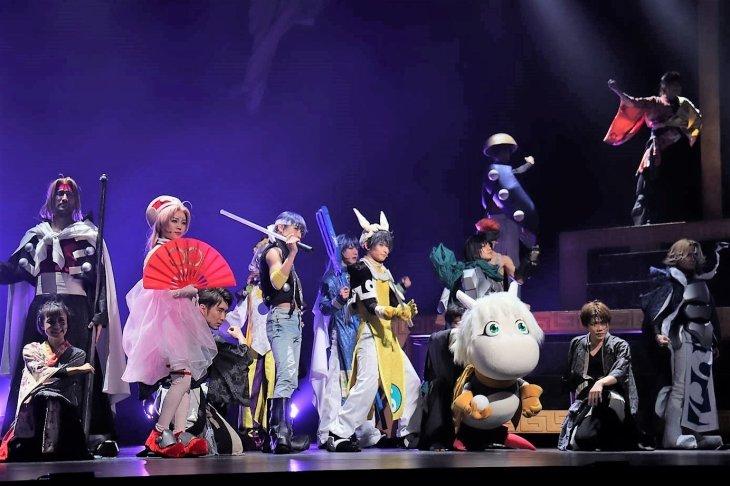 『ミュージカル封神演義-目覚めの刻-』開幕!橋本祥平「何手先も見据えて」