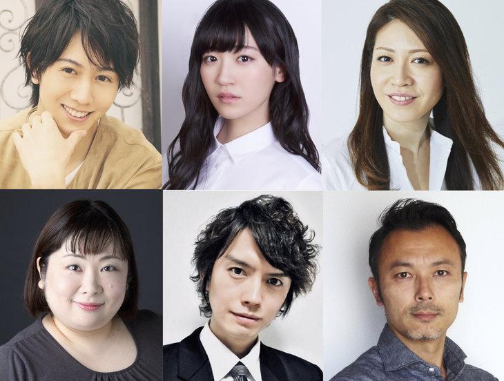 主演に太田基裕を迎え『囚われのパルマ』ゲームのビハインドストーリーを舞台化