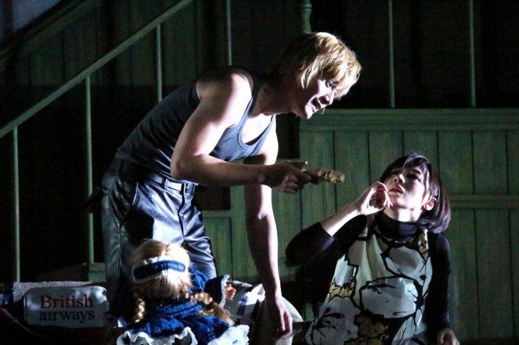"""加藤和樹&凰稀かなめW主演『暗くなるまで待って』は""""体感型""""サスペンス・エンターテインメント"""