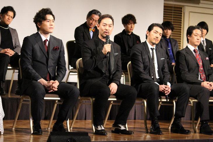 『レ・ミゼラブル』製作発表記者会見05