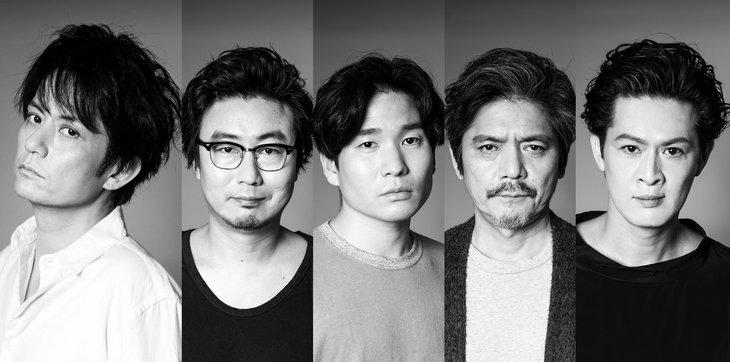 佐藤アツヒロ×鈴木勝秀の代表作『hymns(ヒムス)』11年ぶりに