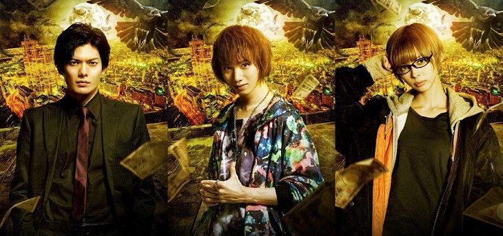 映画『クロガラス』崎山つばさ、植田圭輔ら登壇の舞台挨拶付上映会を開催