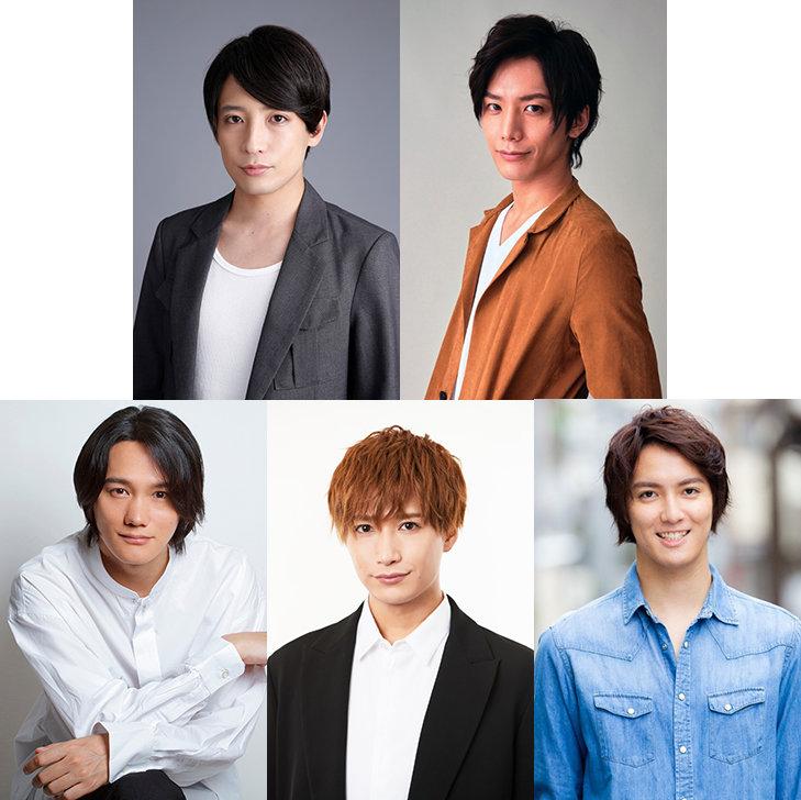 『劇団アニメ座ハイブリッド』第2弾に陳内将、久保田秀敏、寿里ら出演