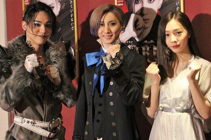京本大我主演ミュージカル『HARUTO』開幕!「キュンとさせたら勝ち」