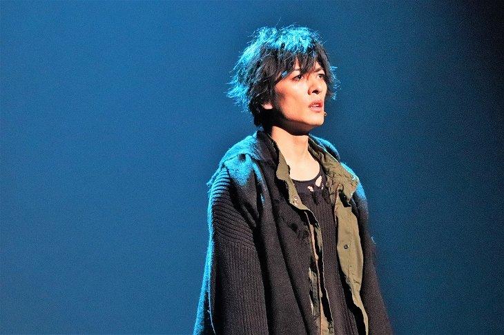 舞台『仮面ライダー斬月』 -鎧武外伝-開幕!久保田悠来の「貴虎をご堪能ください」