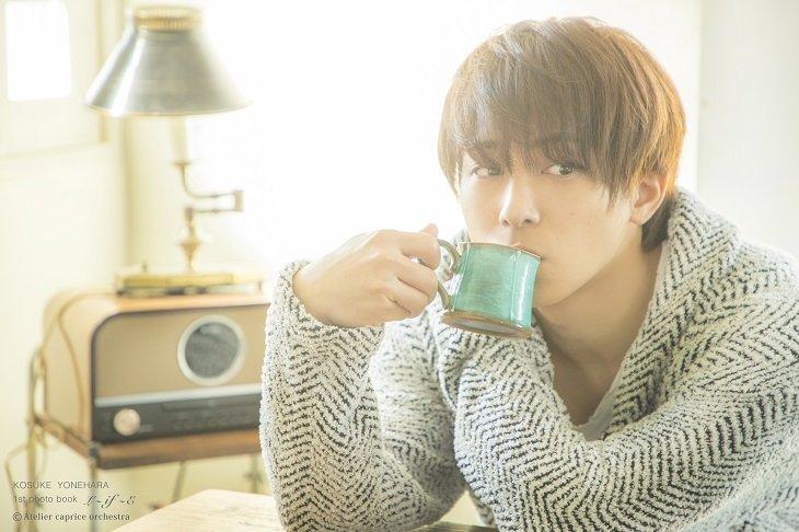 """米原幸佑CD付1st写真集『L~if~E』5月に発売 """"例えばこんな1日""""で肉体美も披露"""