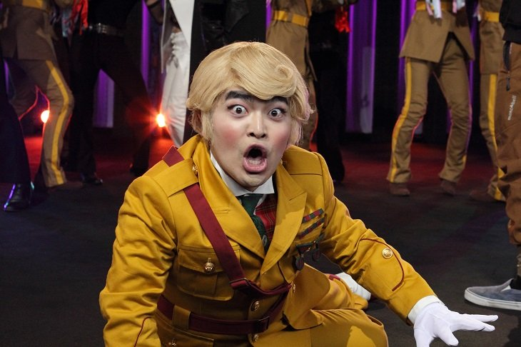 加藤諒演じる殿下がスクリーンに!映画『パタリロ!』公開日&須賀健太の参加が明らかに