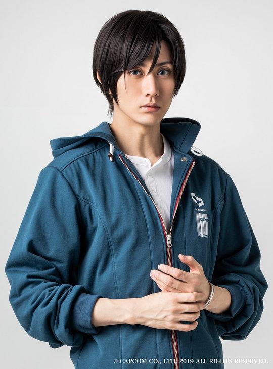 舞台『囚われのパルマ ―失われた記憶―』太田基裕のハルト役衣裳ビジュアルを公開