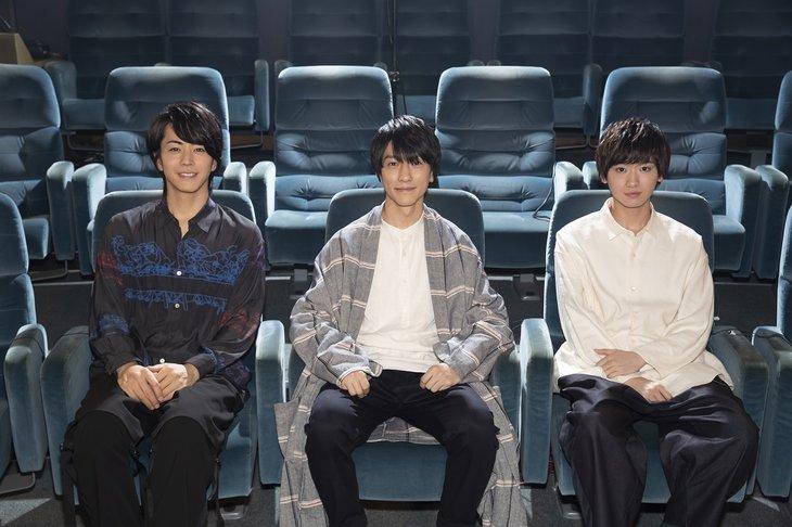 『映画刀剣乱舞』Blu-ray&DVD、刀剣男士キャストが3組に分かれたコメンタリーを収録