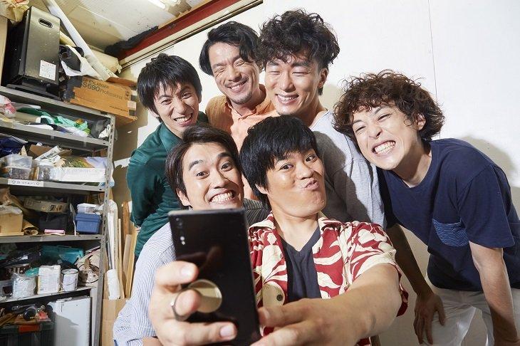 劇団ゴジゲンが4都市を巡る新作ツアーを開催!松居大悟「たくさんの笑顔に出会えますように」