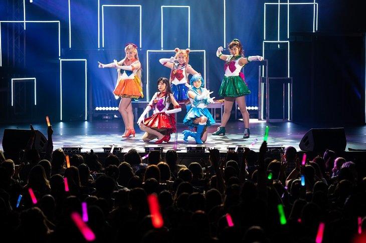 """セーラームーン""""Pretty Guardian Sailor Moon"""" The Super Live初のアメリカ公演を成功!"""