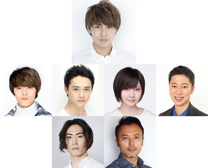 松本幸大(宇宙Six)初の舞台単独主演『どれミゼラブル!』池田テツヒロ演出で
