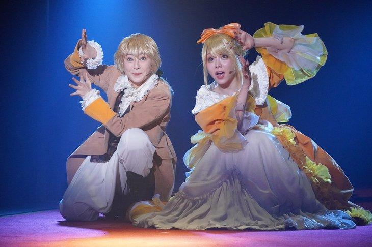 ミュージカル『悪ノ娘』開幕!田中れいな、再演に「また新たな作品として」