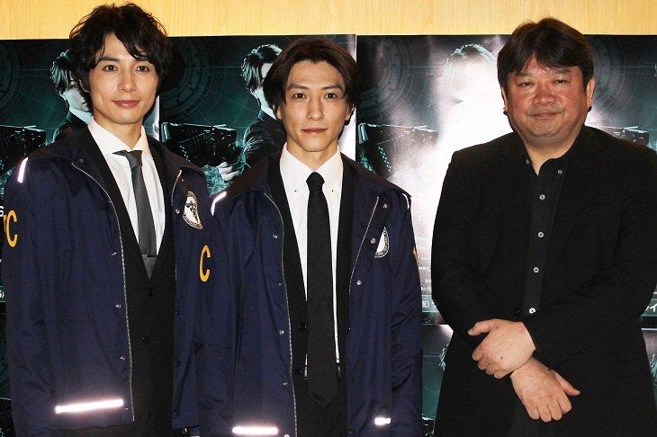 鈴木拡樹「新たな可能性を秘めた『サイコパス』に」『舞台 PSYCHO-PASS』まもなく開幕!