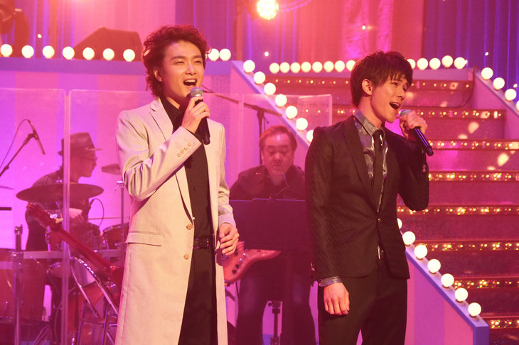WOWOW『グリーン&ブラックス』福田雄一と井上芳雄が『キンキーブーツ』の稽古場へ