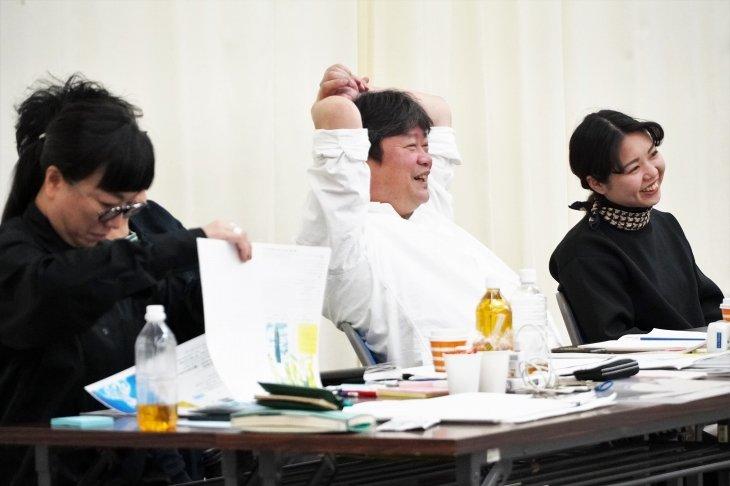 本広克行×平田オリザ『転校生』初の「男子校」ver.オーディションに潜入