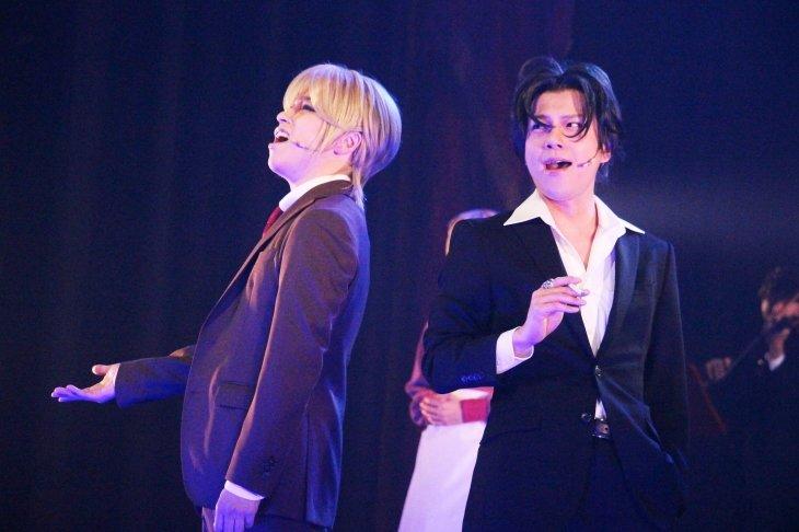 鈴木勝吾&平野良W主演ミュージカル『憂国のモリアーティ』ぶつかり合う、見えない正義