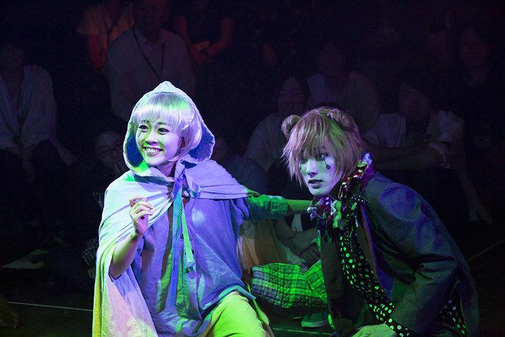 福圓美里、井俣太良ら出演!劇団おぼんろ『かげつみのツミ』舞台写真