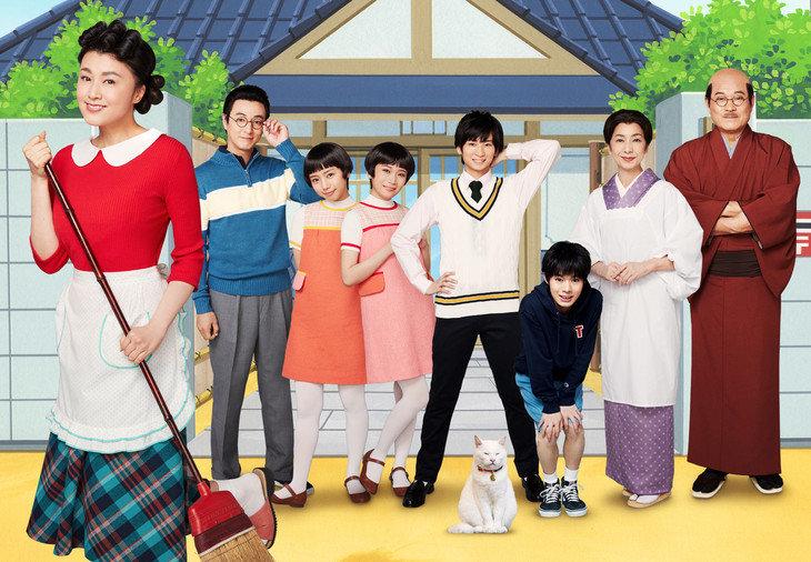 舞台『サザエさん』キャスト変更、マスオ役は原田龍二から葛山信吾へ