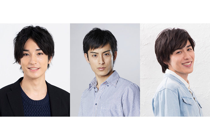 「あんステ」武子直輝&神永圭佑が紅月新キャストに!宮澤佑は続役