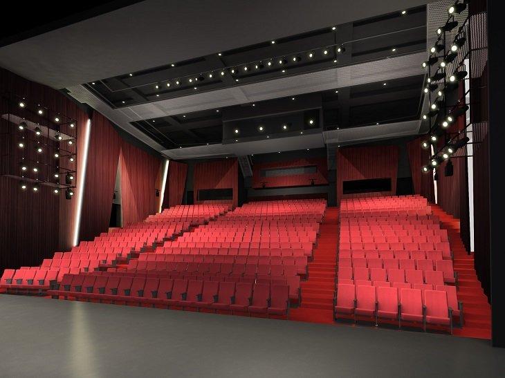 パルコ劇場636席に拡張、オールS席の親密空間として復活!こけら落とし公演も決定
