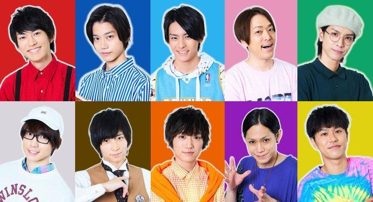 『テレビ演劇 サクセス荘』キャストビジュアル公開!テレビ大阪での放送も決定