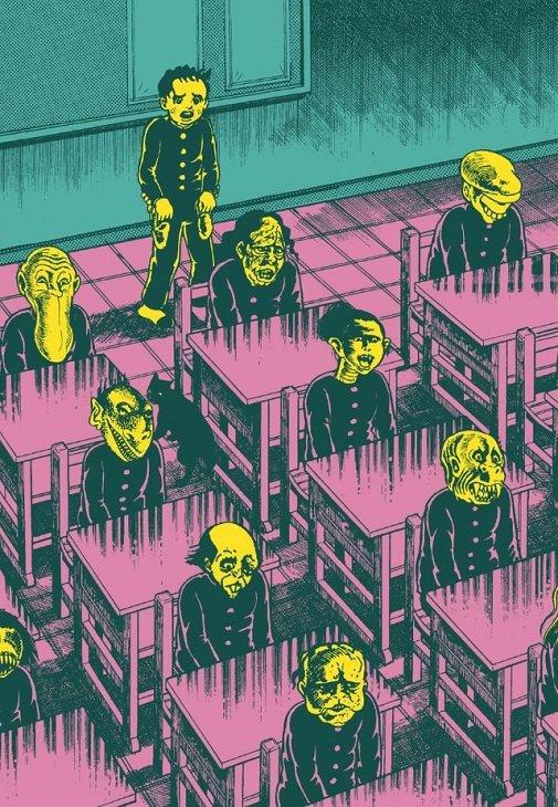 オカルト青春コメディ⁈ヨーロッパ企画『ギョエー!旧校舎の77不思議』8月より上演