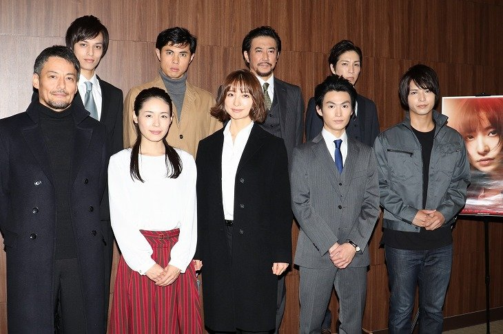 篠田麻里子「雪平に近づけた」舞台『アンフェな月』第2弾「殺してもいい命」開幕