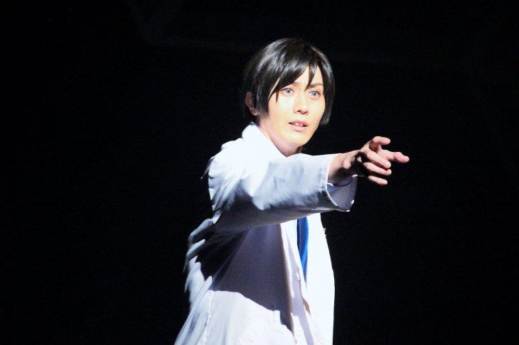 舞台『囚われのパルマ』大阪で開幕!太田基裕らがゲームのビハインドストーリーを濃厚な人間ドラマに