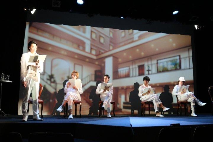 朗読劇『スイートルームで悪戯なキス』from 100シーンの恋+でスマホ連動のヒロイン体験