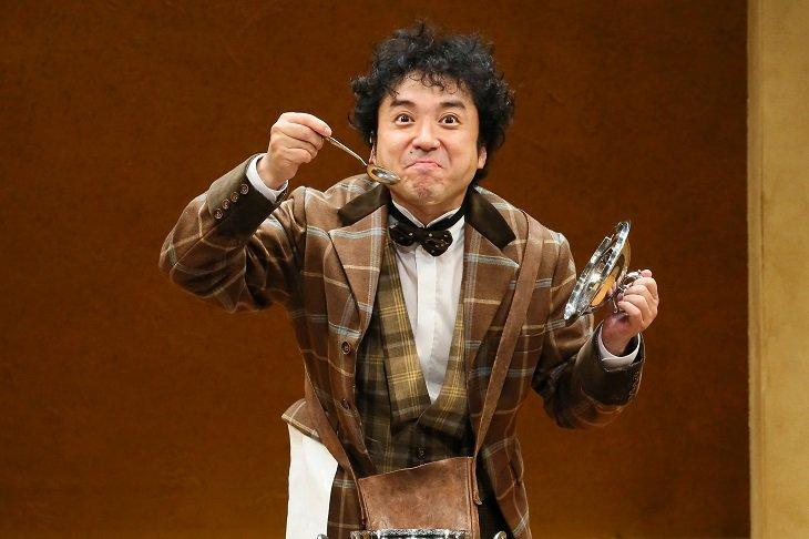 初日から終始爆笑!福田雄一×ムロツヨシ『恋のヴェネチア狂騒曲』開幕